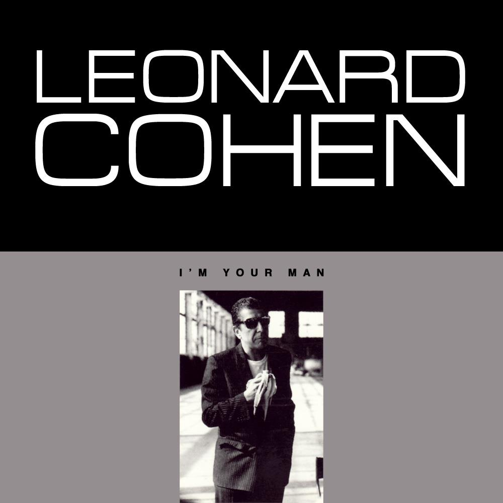 88985346371 Columbia  Leonard Cohen I'm Your Man (LP)