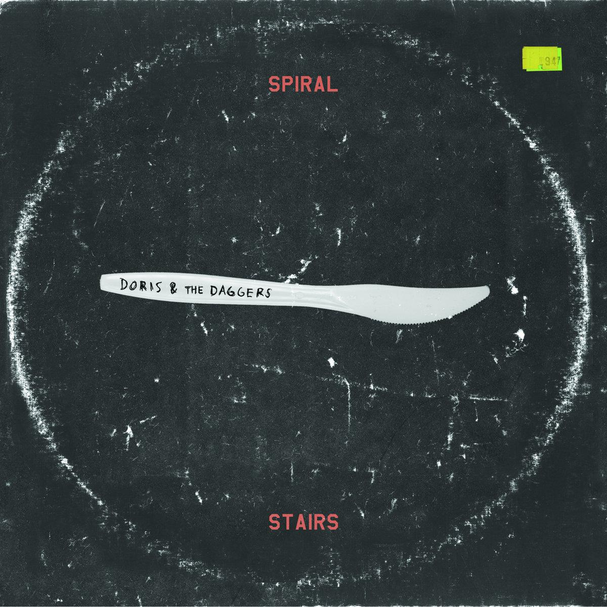 WIGLP397 Domino  Spiral Stairs Doris & the Daggers (LP)