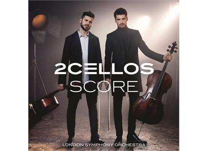 MOVCL031 Music on Vinyl  2Cellos Score (2LP)