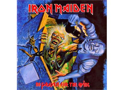 0190295852351 Parlophone  Iron Maiden No Prayer for the Dying (LP)