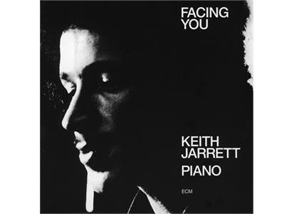 2301017 ECM  Keith Jarrett Facing you (LP)