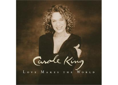 MOVLP1829 Music on Vinyl  Carole King Love Makes The World (LP)