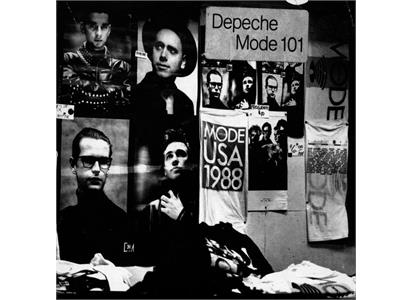 88985337711 Mute  Depeche Mode 101 - Live (2LP)