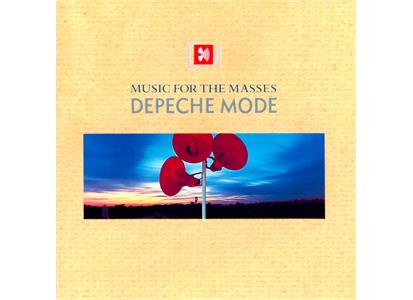 88985336731 Legacy  Depeche Mode Music for the Masses (LP)