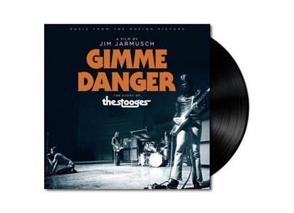 0081227941161 Rhino  Iggy & The Stooges / Soundtrack Gimme Danger (LP)