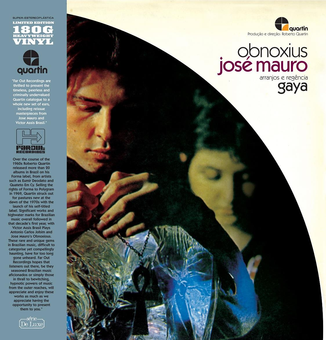 FARO191LP Far Out  Jose Mauro Obnoxious (LP)