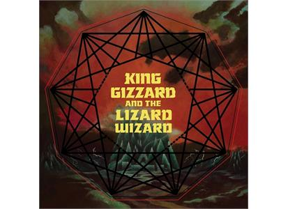 HVNLP127 Heavenly  King Gizzard & The Lizard Wizard Nonagon Infinity (LP)
