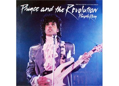 0054391962300 Warner  Prince and the Revolution Purple Rain (12'')