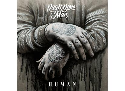88985398541 Columbia  Rag'n'Bone Man Human (2LP)
