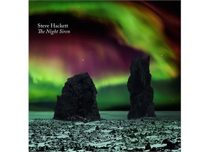 88985410471 Inside Out  Steve Hackett The Night Siren (2LP+CD)