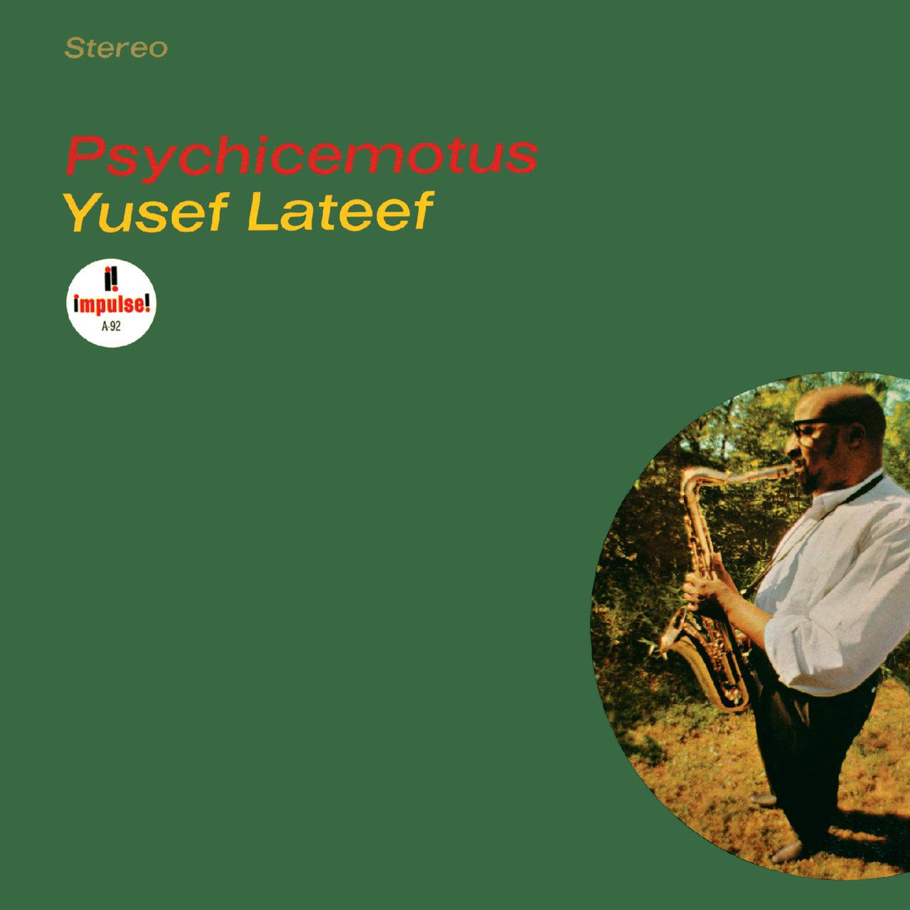 Yusef Lateef The Doctor Is In And Out