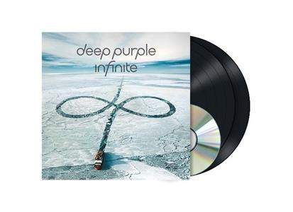 0211850EMU Ear Music  Deep Purple inFinite (2LP+DVD)