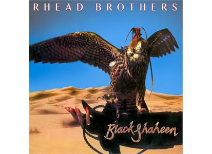 P013 Preservation  Rhead Brothers Black Shaheen (LP)