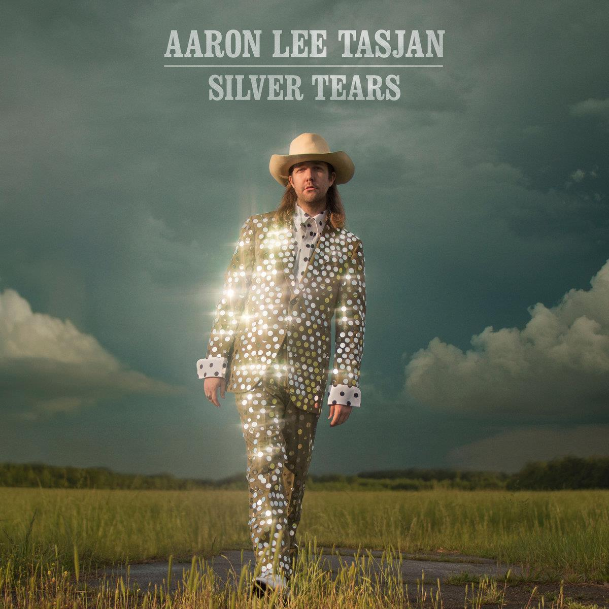 NW5136 New West  Aaron Lee Tasjan Silver Tears (LP)