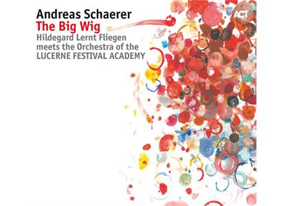 ACT98241 ACT  Andreas Schaerer The Big Wig (2LP)