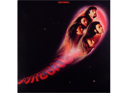 0825646035052 Parlophone  Deep Purple Fireball (LP)