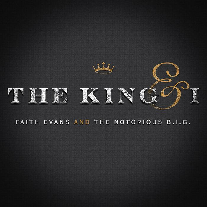 0081227943691 Warner  Faith Evans & the Notorious B.I.G. The King & I (LP)