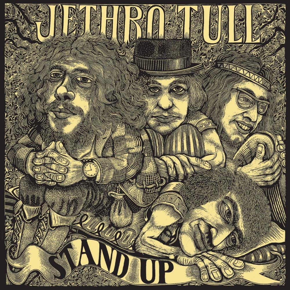 0190295932855 Parlophone  Jethro Tull Stand Up (LP)