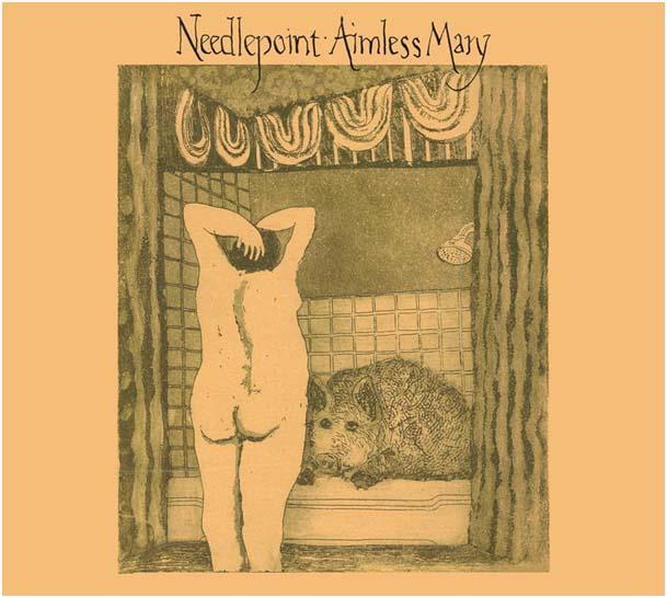 BJKLP104 BJK Music  Needlepoint Aimless Mary (LP)