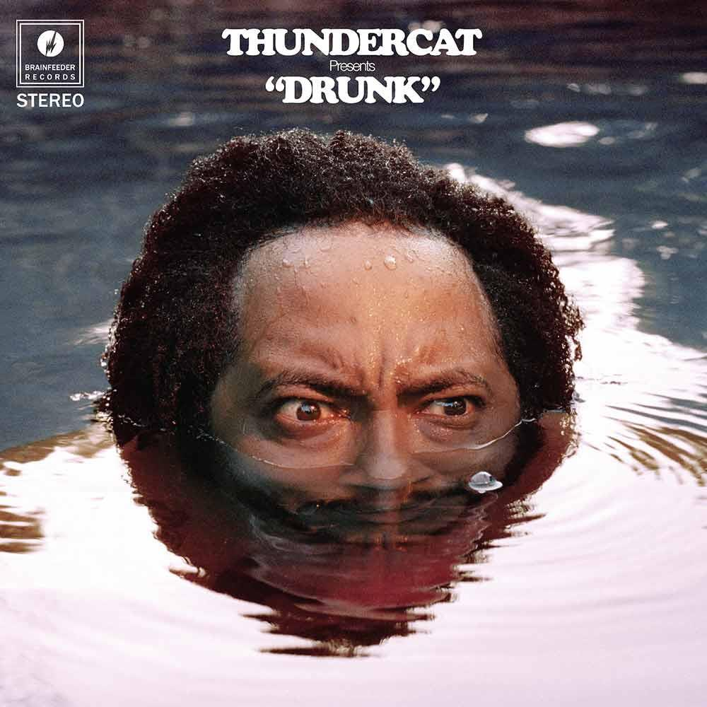 BF064 Brainfeeder  Thundercat Drunk (4x10'' Box)
