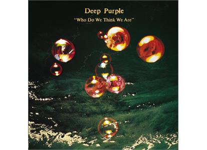 5363583 Universal  Deep Purple Who Do We Think We Are (LP)