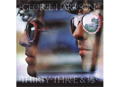 5713639 Universal  George Harrison Thirty Three & 1/3 (LP)