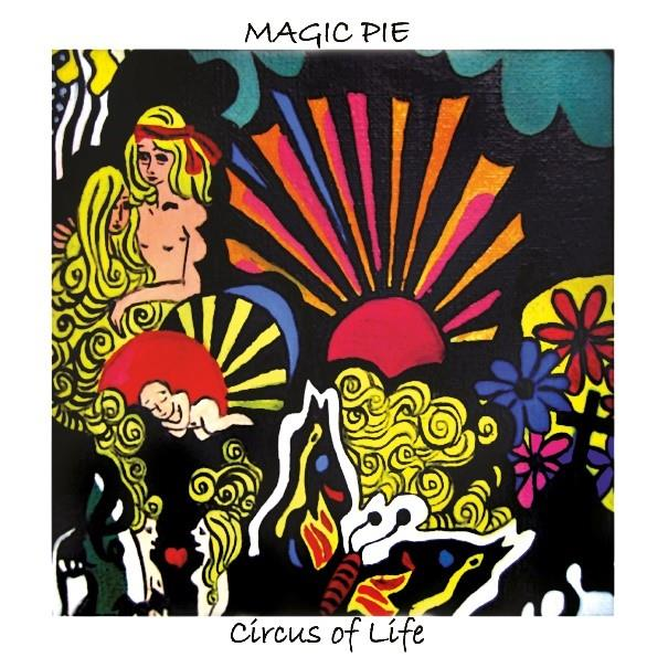 KAR102LP Karisma  Magic Pie Circus of Life (LP)