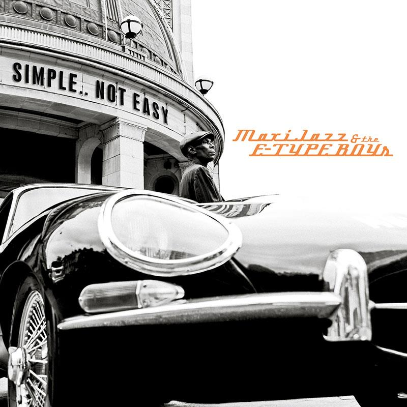 0190296985171 ADA UK  Maxi Jazz & the E-Type Boys Simple... Not Easy (LP)