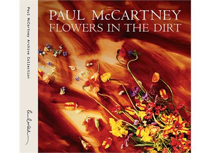 06025 57244168 Capitol  Paul McCartney Flowers In The Dirt (2LP)