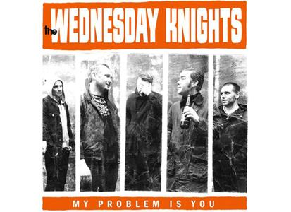 BTB003 Back To Beat Records  Wednesday Knights My Problem Is You (LP)