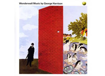 5709030 Universal  George Harrison Wonderwall Music (LP)