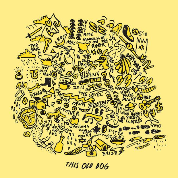 CT260LP Captured Tracks  Mac DeMarco This Old Dog (LP)
