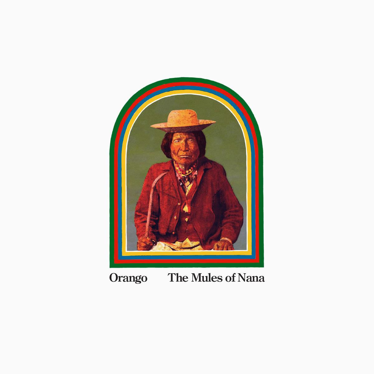 4046661478914 Division  Orango The Mules of Nana (LP)