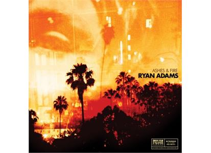 88697973101 Capitol  Ryan Adams Ashes & Fire (LP)