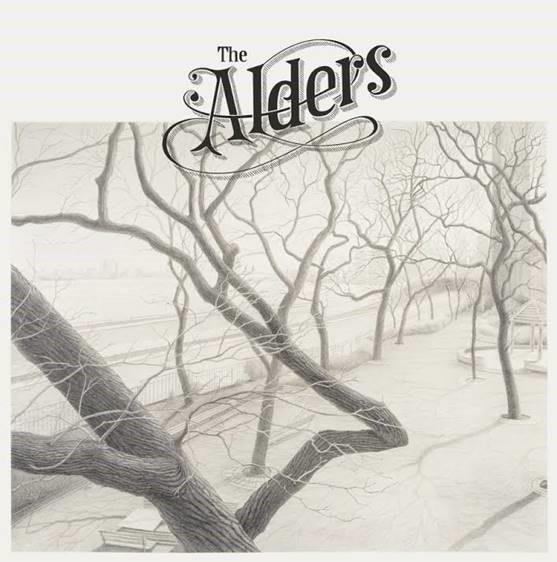 KOM-RM001 Rolling Moon  Alders The Alders (LP+CD)
