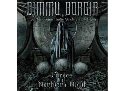 NB37321 Nuclear Blast  Dimmu Borgir Forces of the Northern Night (LP)