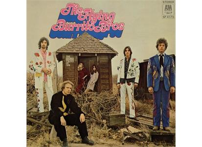 IR-012 Intervention Records  Flying Burrito Brothers The Gilded Palace Of Sin (LP)