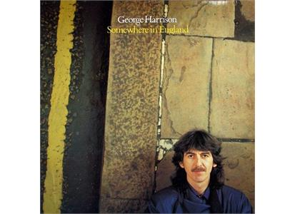 5713656 Universal  George Harrison Somewhere in England (LP)