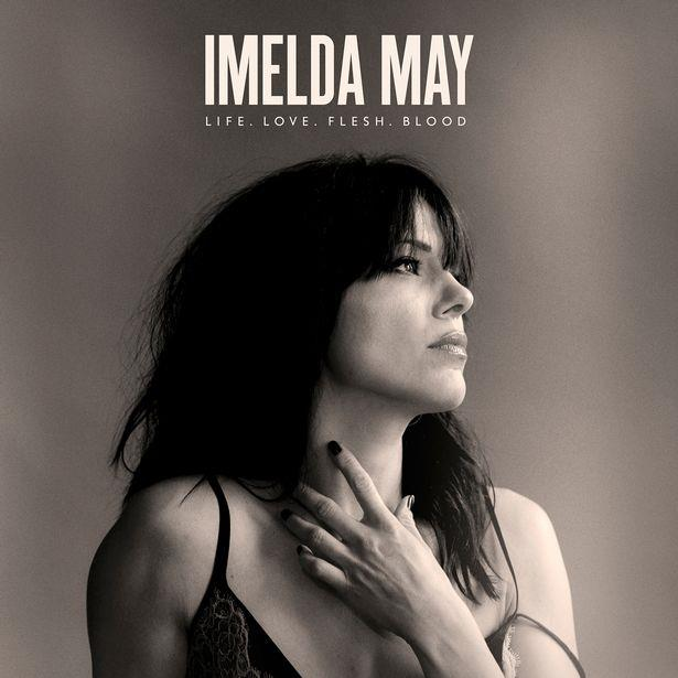 5728829 Decca  Imelda May Life Love Flesh Blood (LP)