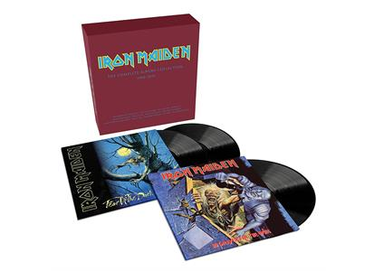 0190295849498 Parlophone  Iron Maiden Complete Album Collection (3LP Box)