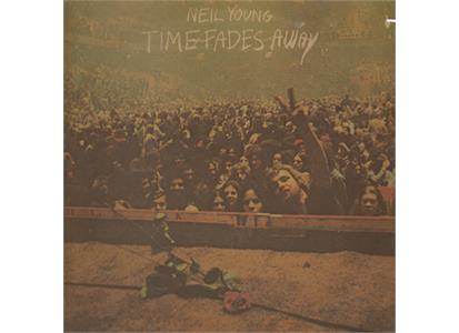 93624938507 Warner Bros  Neil Young Time Fades Away (LP)