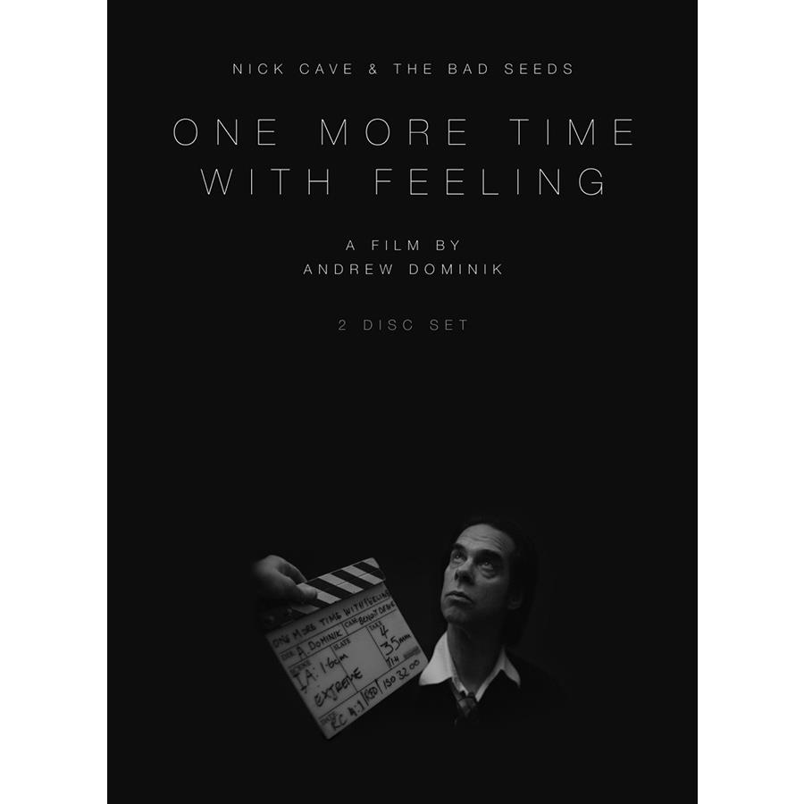BS011DVD Bad Seed  Nick Cave & The Bad Seeds One More Time With Feeling (DVD)
