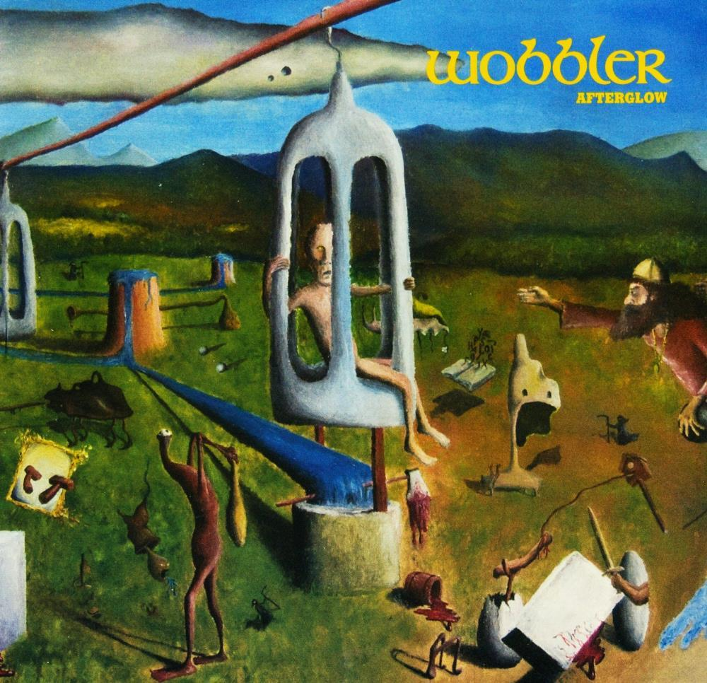 PLP2003-2 Pancromatic  Wobbler Afterglow (LP)