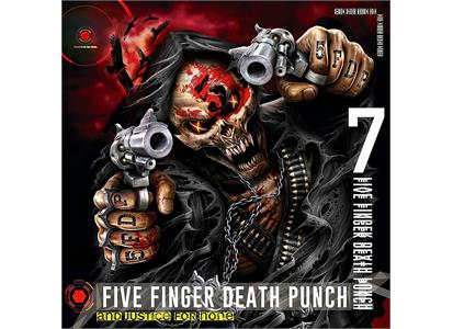 ESM3141 Eleven Seven  Five Finger Death Punch And Justice For None (2LP)