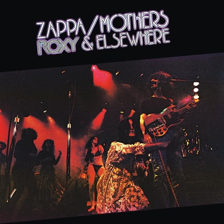 082430238521 Universal  Frank Zappa Roxy & Elsewhere (2LP)