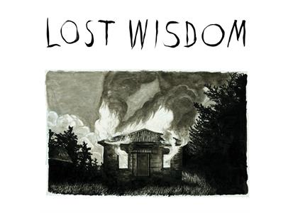 ELV038LP P.W. Elverum & Sun  Mount Eerie Lost Wisdom (LP)
