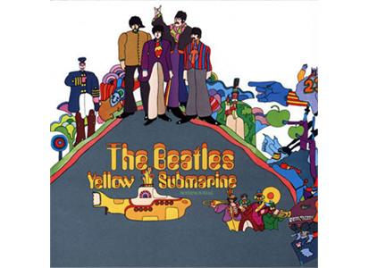 946 3824671 EMI  Beatles Yellow Submarine (Remaster 2009) (LP)