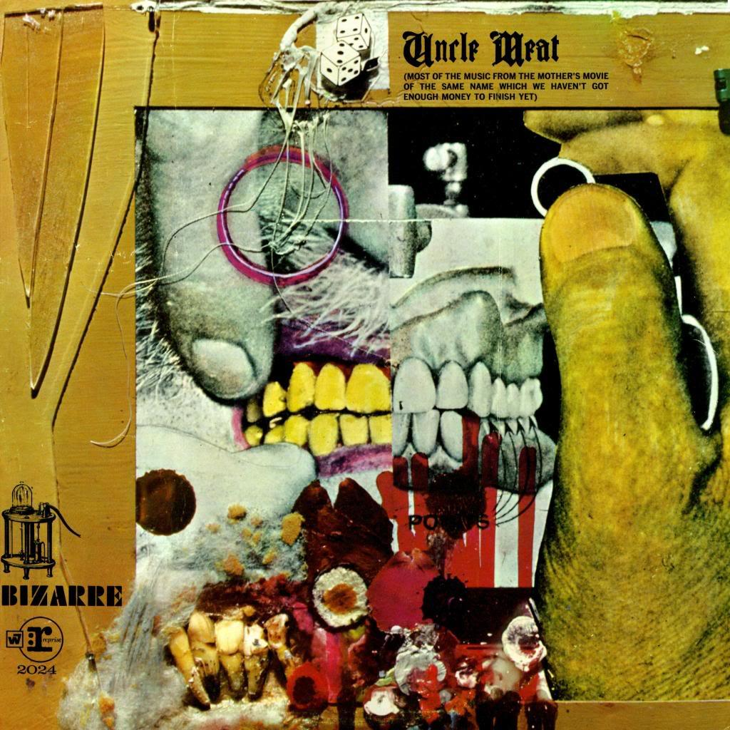 082430238391 Universal  Frank Zappa Uncle Meat (2LP)