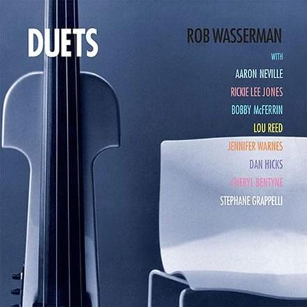 APP118 Analogue Productions  Rob Wasserman Duets (LP)