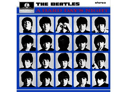 946 3824131 EMI  Beatles A Hard Day's Night (2009 Remaster) (LP)